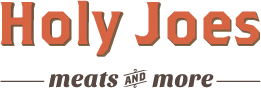 Logo Holy Joes Meats & More