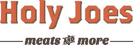 Logo Holy Joes Meats & More